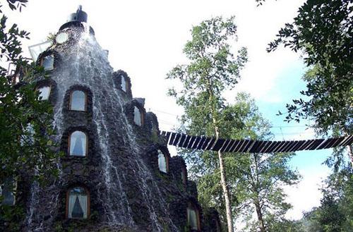 Magic Mountain Lodge (Patagonie - Chili)