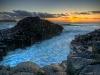 La Chaussée des Géants ou Giant's Causeway (Irlande du Nord)