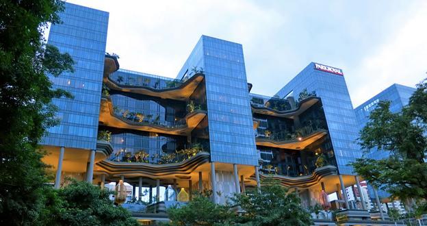 Hôtel Park Royal (Singapore)