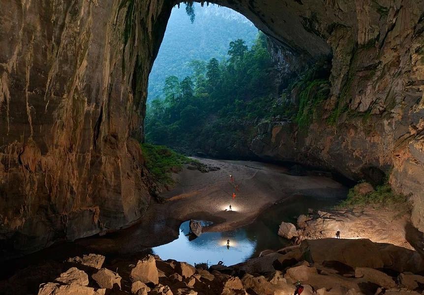Grotte de Son Doong (Vietnam)