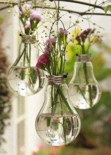 ampoule vase DIY de la poésie dans votre déco MyHomeDesign