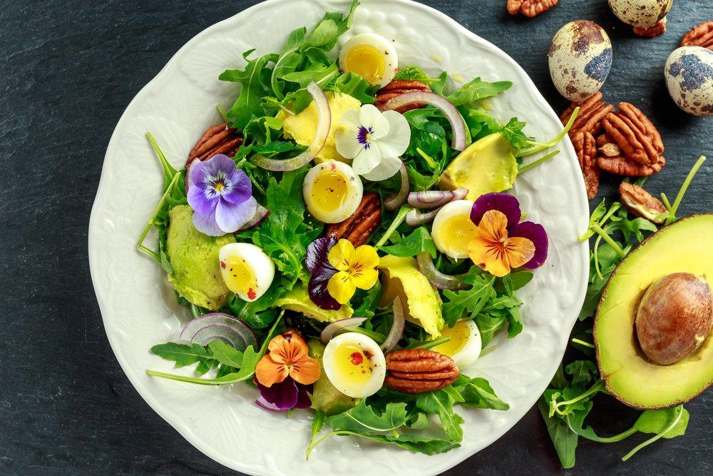 Photo of Cuisine des fleurs, voici 7 recettes à base de fleurs !