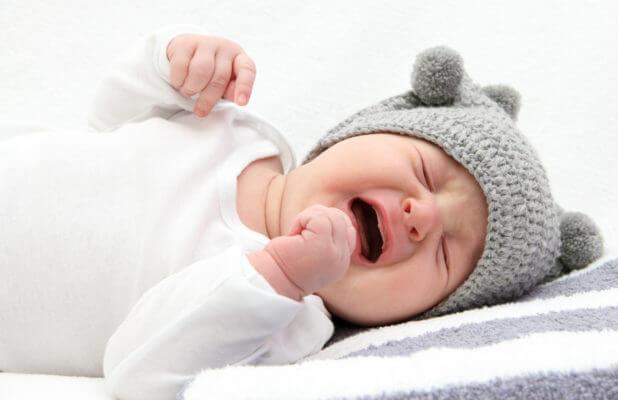 calmer le bébé