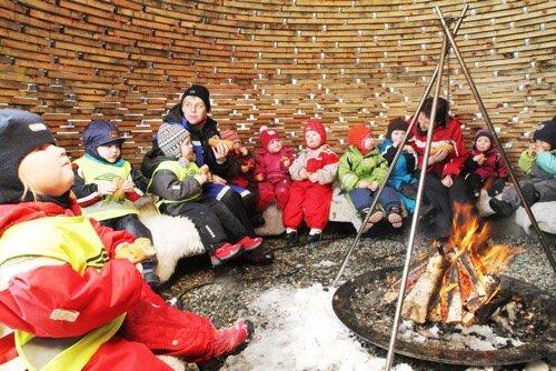 Foyer pour enfants (Trondheim, 2010)