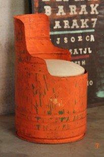 Un fauteuil original