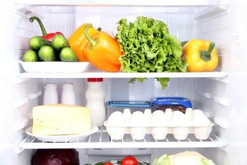 R frig rateur 10 trucs pour conserver les aliments for Frigo ventile ou brasse