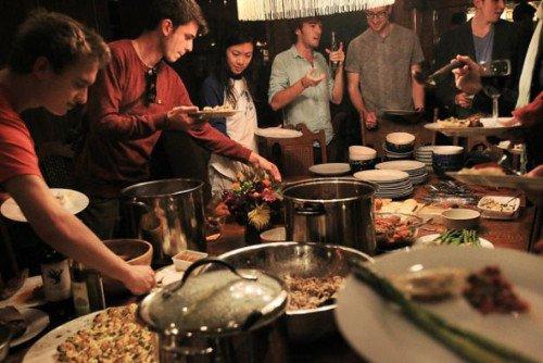 Coliving une autre id e de la colocation for Idee repas partage