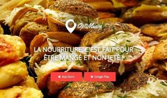 Invendus alimentaires : l'appli OptiMiam les géolocalise pour vous !