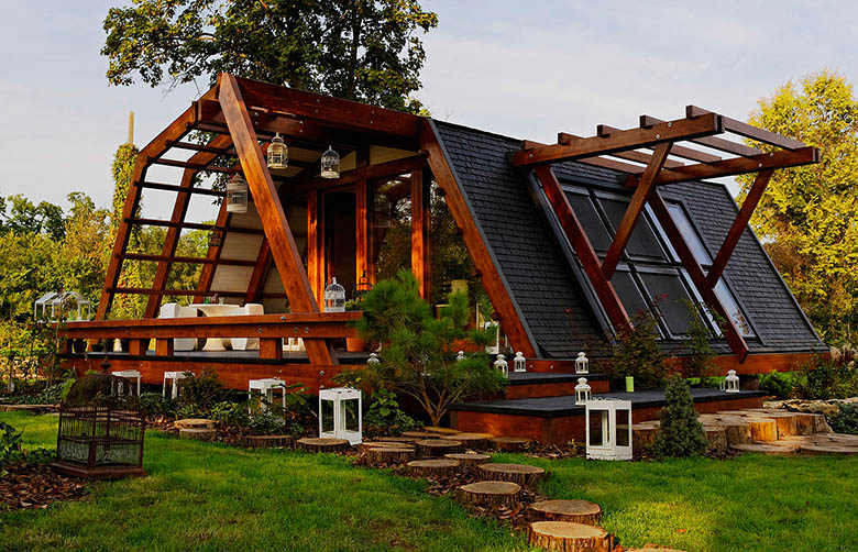 Soleta zeroenergy une maison colo moins de 50000 euros for Maison ecologique prix