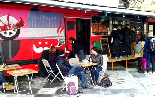 Anti-gaspi : le food truck qui réhabilite les fruits et légumes délaissés