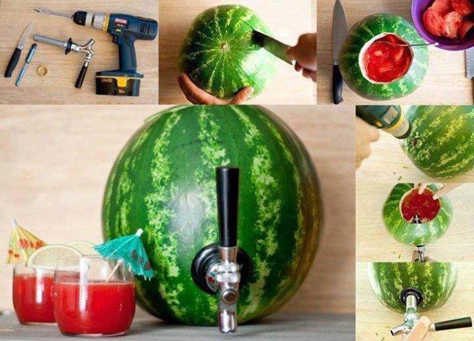 Jus de fruit... fait maison !