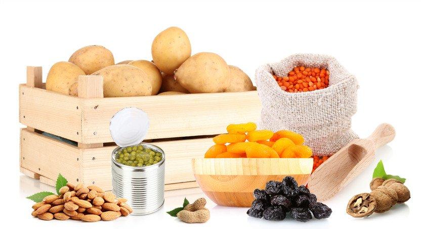 Photo of Carence en potassium : symptômes et remèdes naturels