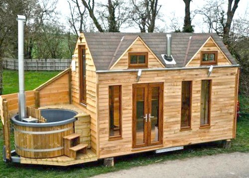 La mode des tiny house ou mini maisons cologiques for Construire sa tiny house
