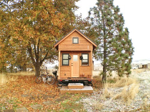 La mode des Tiny House ou mini-maisons écologiques