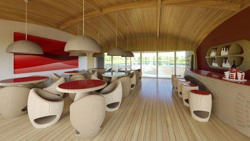 WaterNest : une maison flottante et éco-conçue