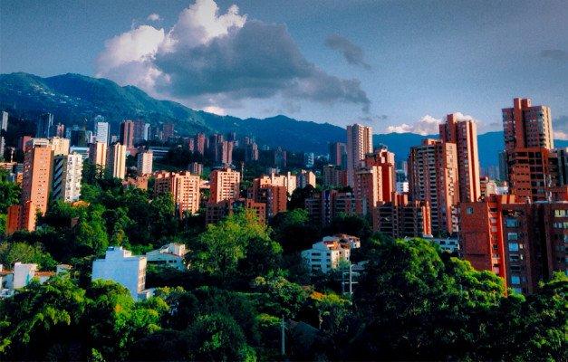 Les 10 villes les plus écolos : Medellin, Colombie