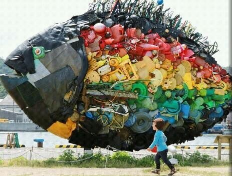 Upcycling : ces ressourceries qui transforment des déchets en objets d'art