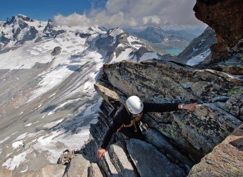 Merveille naturelle : le Cervin (Matterhorn)