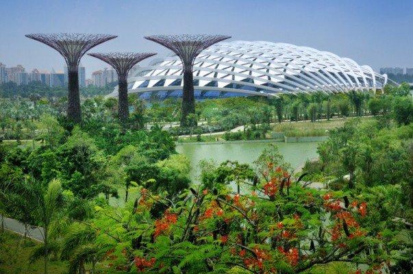 Singapour, Asie