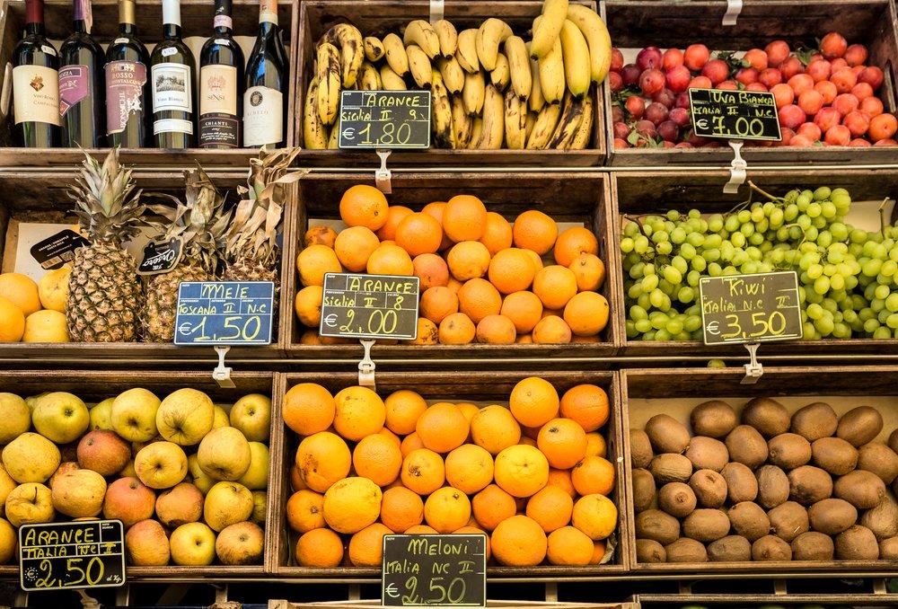 choisir vos fruits et légumes