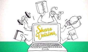 ShareVoisins, pour s'échanger gratuitement des objets