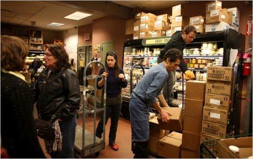 Park Slope Food Coop : le plus grand supermarché bio et coopératif !