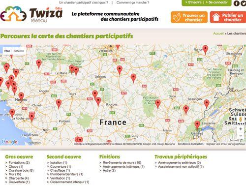 Twiza Réseau : un coup de main pour un chantier participatif
