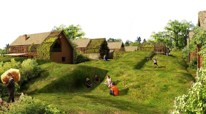 Ecovillage : un mode de vie qui se développe