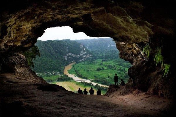 Cave à la montagne !