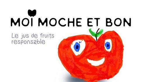 """Anti-gaspillage : """" Moi Moche et Bon """", un jus avec des fruits déclassés"""