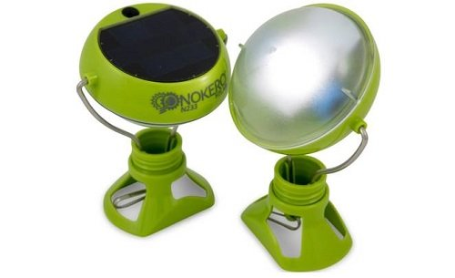 Nokero met au point la lampe solaire la plus efficiente au monde !