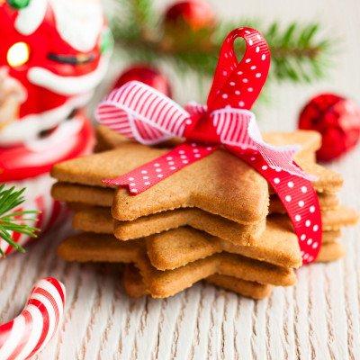 Biscuits au pain d'épice !