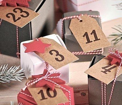 En décembre, chaque jour des petits cadeaux !