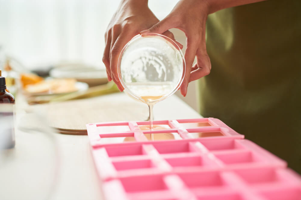 Comment fabriquer du savon