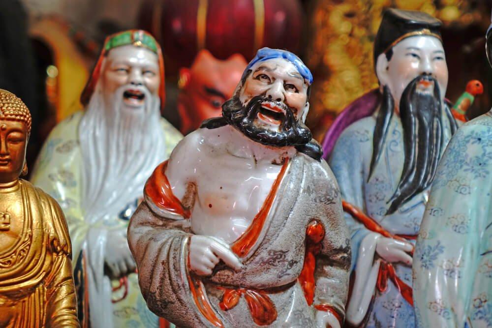 Photo of Moines taoïstes : sourire pour être en bonne santé !