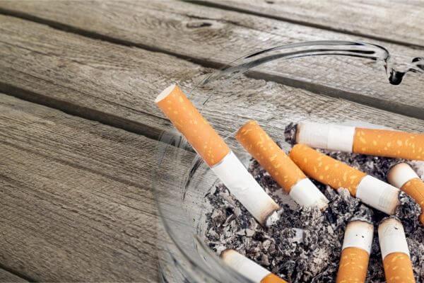 odeurs de tabac
