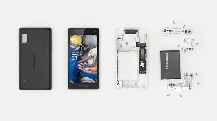 Fairphone 2 : le smartphone équitable et modulable