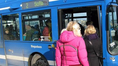 En Suède, les bus roulent au biogaz produit par les eaux usées de la ville