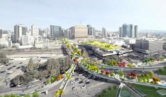 Une autoroute désaffectée de Séoul transformée en oasis végétale !