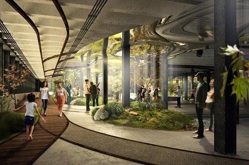 The Lowline : des espaces verts sous la ville de New-York !