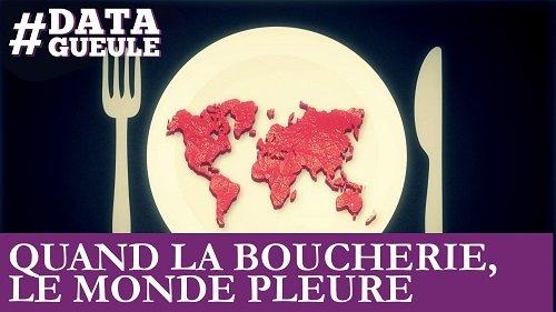 # datagueule explore la délicate question de la consommation de viande