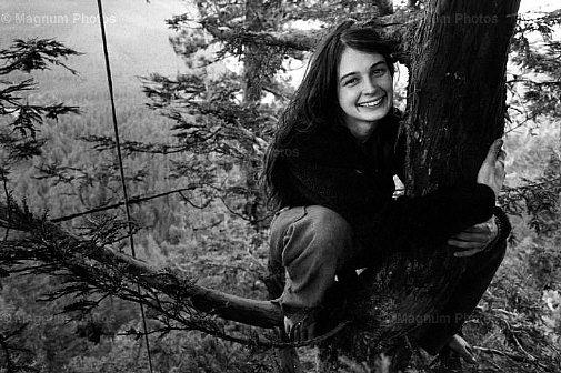 Julia Butterfly Hill a vécu 738 jours dans un arbre pour le sauver de l'abattage !
