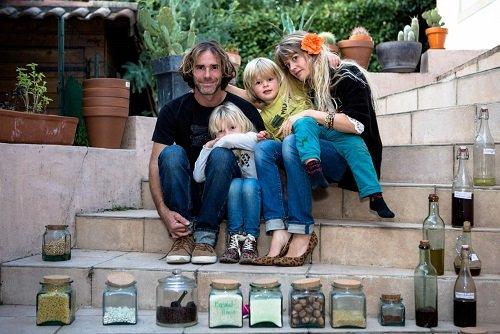 Une famille (presque) zéro déchet !