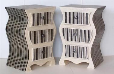 Fabriquer un meuble en carton quelques conseils - Fabrication de meuble en carton ...
