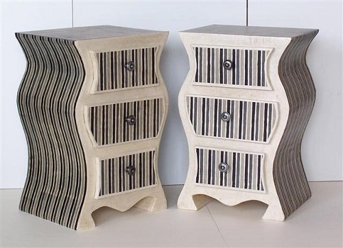 fabriquer un meuble en carton quelques conseils. Black Bedroom Furniture Sets. Home Design Ideas