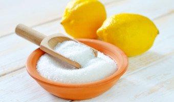 Tout sur l'utilisation de l'acide citrique