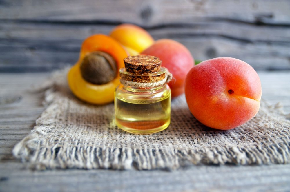 huile de noyau d'habricot