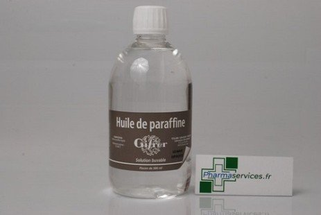 Pourquoi bannir l'huile de paraffine ?