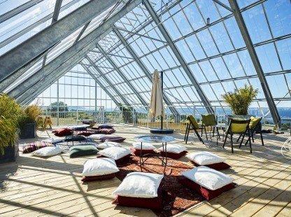 Nature House Uppgrenna la maison autosuffisante