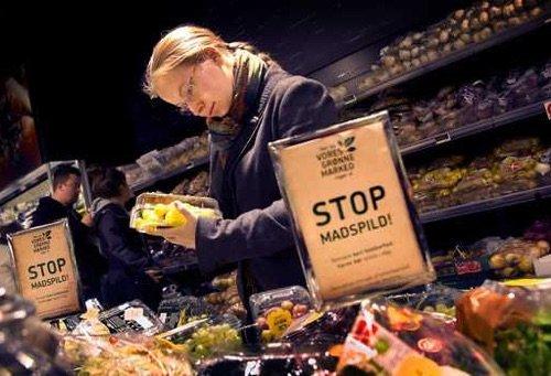 WeFood : le supermarché qui vend des aliments périmés !